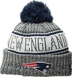 New England Patriots Sport Knit