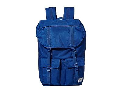 Herschel Supply Co. Buckingham (Monaco Blue Crosshatch) Backpack Bags