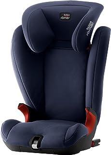 Britax Römer Kindersitz 3,5 - 12 Jahre I 15 - 36 kg I KIDFIX SL BLACK SERIES Autositz Gruppe 2/3 I Moonlight Blue