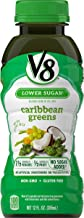 V8 Caribbean Greens, 12 oz. Bottle (Pack of 12)