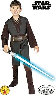 Rubies Star Wars Classic Child's Anakin Skywalker Costume, Large