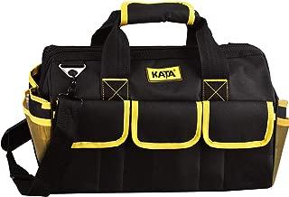 Milwaukee Bag 17x11x11nch Heavy Duty Canvas Tool Bag 6 Pocket