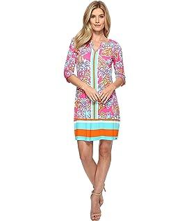 Peplum Sleeve Dress