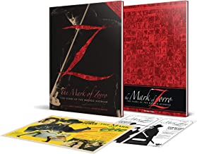 The Mark of Zorro 100 Years of the Masked Avenger HC Collector's Limited Edition Art Book