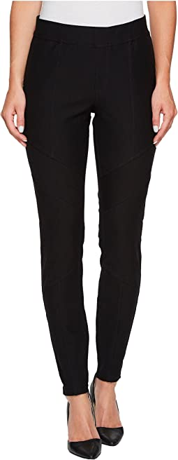 HUE - Moto Essential Denim Leggings