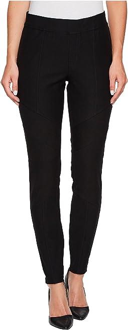 HUE - Moto Essential Denim Leggings