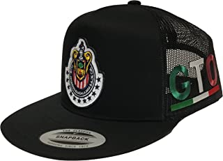 RobsTees Gorra Charra De Jalisco Metal Emblem Woven Mexico Flag Palma Mesh Straw Trucker Cap Dad Hat