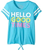 Chaser Kids - Hello Good Times Tee (Little Kids/Big Kids)