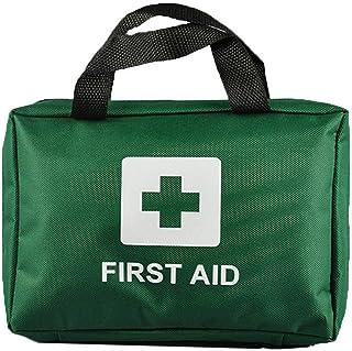 Raxter 99 Piece Premium First Aid Kit Bag - Includes Eyewash