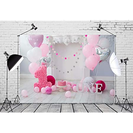 10x8ft Vinyl Happy Birthday Background Banner Splatter Painted Backgrounds for Baby Shower Party Decorations New Born Kids Birthday Party Photography Backdrops BJQQLY14 for Party Decoration Birthday Y