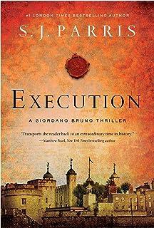 Execution: A Giordano Bruno Thriller (Giordano Bruno Mysteries)