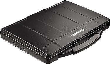 Black Panasonic Toughbook CF-53 - i5 2.5Ghz - 960GB SSD - 16GB Ram - DVD-RW Drive - Win 10 - (Renewed)