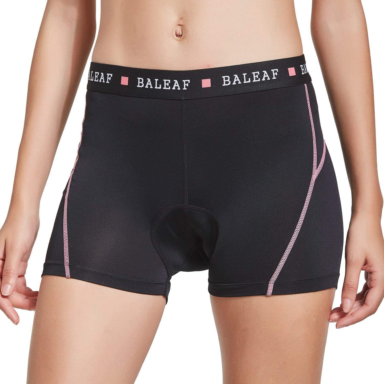 BALEAF Womens Cycling Underwear Padded Bike Shorts Biking Bicycle Mountain Bike