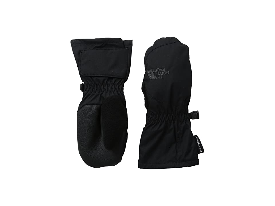 The North Face Kids Toddler Mitt (Infant/Toddler) (TNF Black) Extreme Cold Weather Gloves