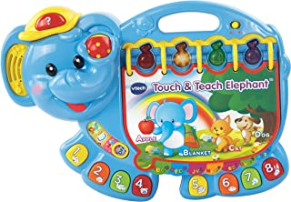 VTech Touch and Teach Elephant Book (Frustration Free Packaging)