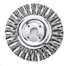 Lessmann Vlechtborstel 125 x 14 mm 20 Z STH glad 0,50 mm boring 22,2 mm, 473211
