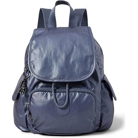 Kipling Womens City Pack Mini Backpacks, Midnight Frost, 14x27x29 cm