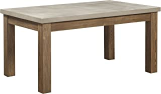 Best concrete top dining table Reviews