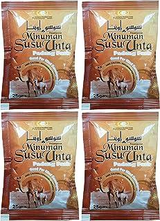 Camel Milk Powder Instant Drink 25g, (4 Sachets)