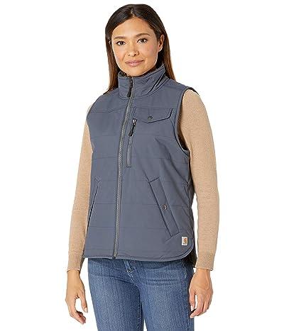 Carhartt Utility Sherpa Lined Vest (Bluestone) Women