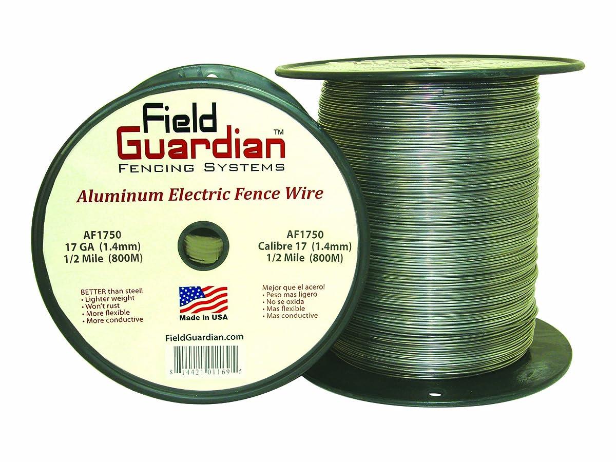 Field Guardian 17-Guage Aluminum Wire, 1/2 Miles