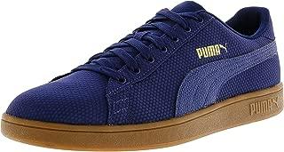 PUMA Men's Smash V2 Ripstop Ankle-High Fashion Sneaker