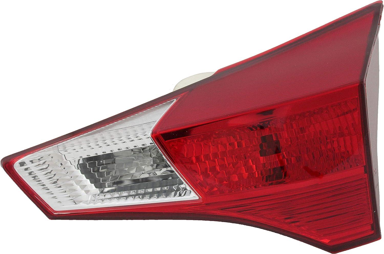 大人気 2020モデル For Toyota Rav4 Inner Back Up 2014 Light 2013 Tail Reverse 2015