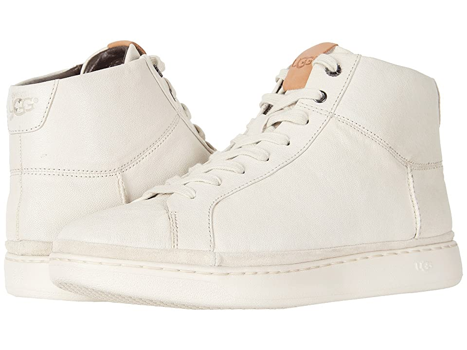 UGG Cali Sneaker High (Parchment Leather) Men