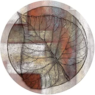 Thirstystone Stoneware Coaster Set, Leaf Whisper II
