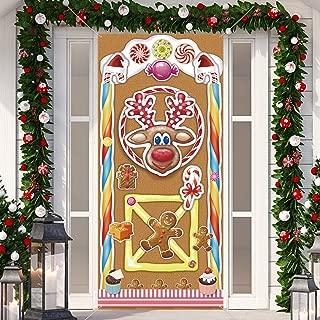 Best christmas front door cover Reviews