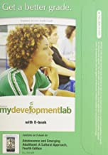 MyDevelopmentLab with Pearson eText -- Standalone Access Card -- for Adolescence and Emerging Adulthood  (4th Edition)