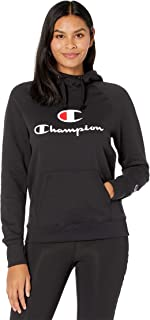 Champion Women's Hoodie, Black, X Large