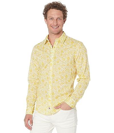 Michael Kors Long Sleeve Liberty Bouquet Shirt