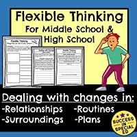 Ignite Flexible Thinking Accepting Change MS HS