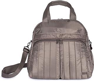 حقيبة كروس للنساء بوكسر 2 من لوج، بني جوزي، مقاس واحد