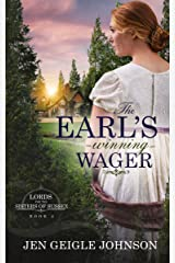 The Earl's Winning Wager: Clean Regency Romance (Lords for the Sisters of Sussex Book 2) Kindle Edition