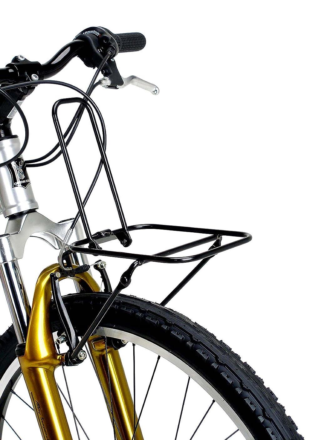 フェード公園悪魔U.R.L.laboratory フロントキャリア MTB&クロスバイク用 ブラック Y-7824