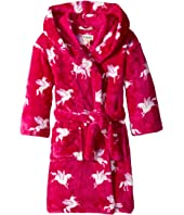 Hatley Kids - Unicorn & Stars Fleece Robe (Toddler/Little Kids/Big Kids)