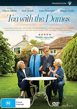 Tea With The Dames (DVD)