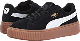 Suede Platform SNK (Little Kid/Big Kid)