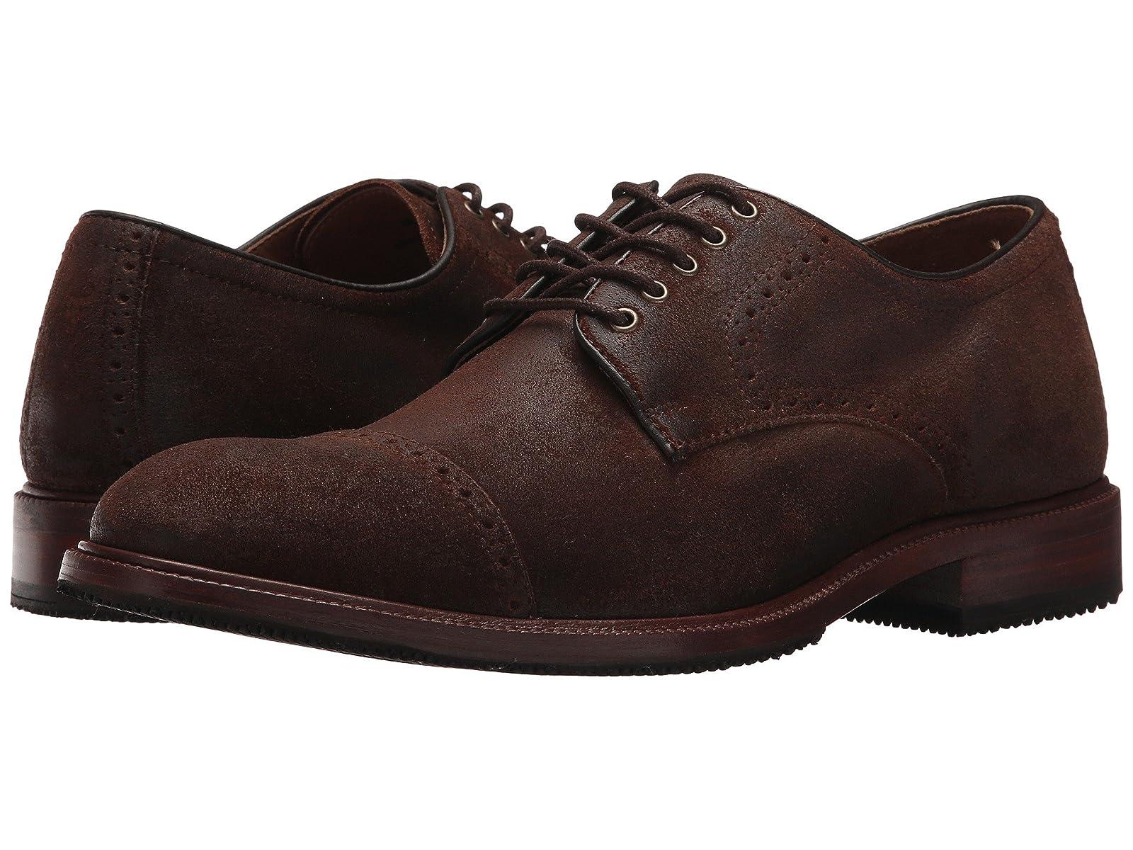 Trask LinwoodAtmospheric grades have affordable shoes
