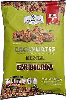 Cacahuates Mezcla Enchilada Member´s Mark. 850 gr