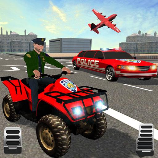 ATV Quad bike: Transporter Games