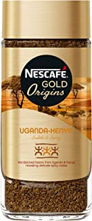 Nescafe Gold Origins Uganda-Kenya Coffee, 100 gm (Pack of 1)