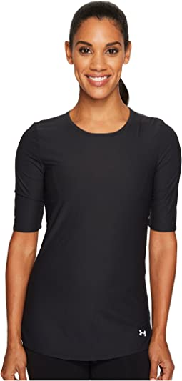 Under Armour Coolswitch Run Short Sleeve Shirt