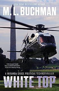White Top: a political technothriller (Miranda Chase Book 8)