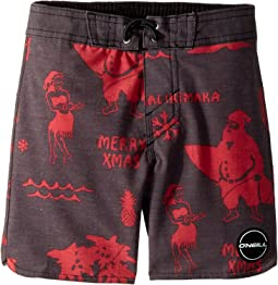 O'Neill Kids Hyperfreak Frost Boardshorts (Toddler/Little Kids)