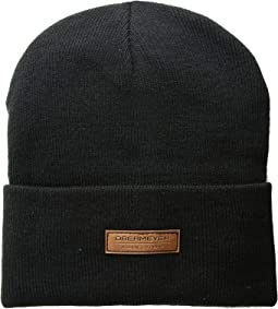 Fold-Over Knit Hat