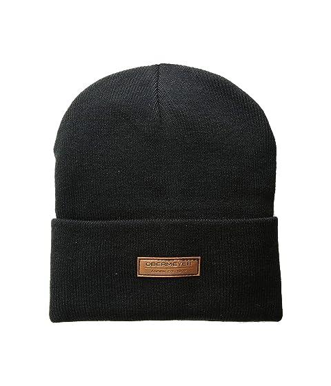8b4ffe3eb92 Obermeyer Fold-Over Knit Hat at 6pm