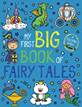 My First Big Book of Fairy Tales (My First Big Book of Coloring)